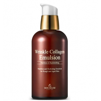 Эмульсия с коллагеном The Skin House  Wrinkle Collagen Emulsion